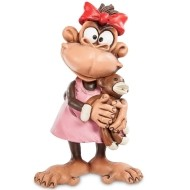 Подарочная фигурка на год обезьяны «Любимая игрушка»