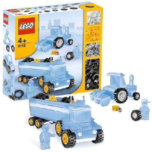 Игрушка LEGO CREATOR Колеса