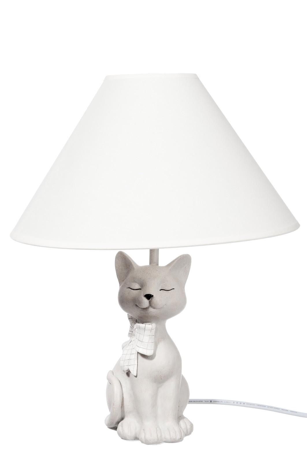 Настольная лампа Котенок