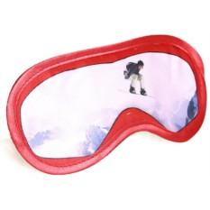 Маска для сна Лыжные очки