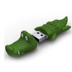 Флешка Крокодил 8Гб