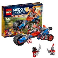 Конструктор Lego Nexo Knights Молниеносная машина Мэйси