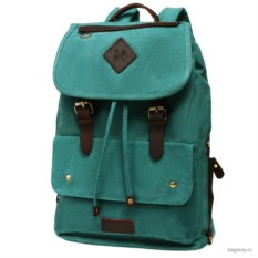 Зеленый рюкзак PolarTravel
