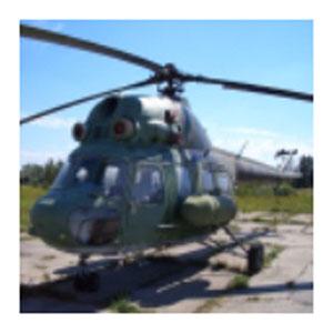 Вертолетная прогулка на МИ-2