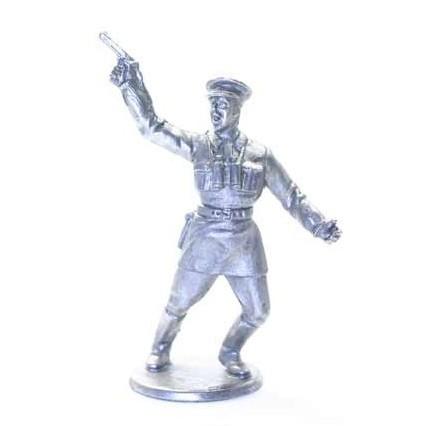 Оловянный солдатик красноармеец №5