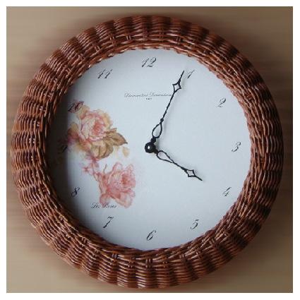 Часы настенные «Розы» Diamantini Domeniconi