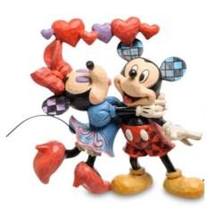 Фигурка Disney Микки и Минни Маус (Аромат любви)