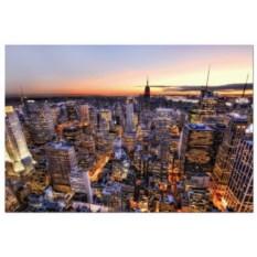 Пазл Educa Закат над Манхеттоном на 3000 элементов