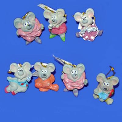 Талисманчик «Мышка»