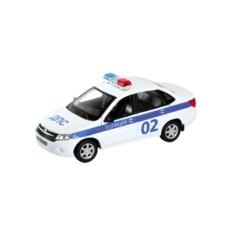 Модель машины 1:34-39 LADA Granta Полиция Welly