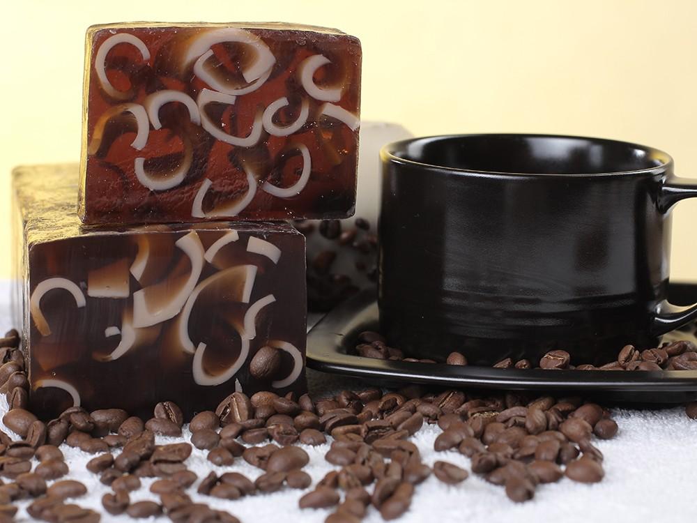 Мыло ручной работы Ирландский кофе