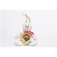 Новогодний подарок Снеговик