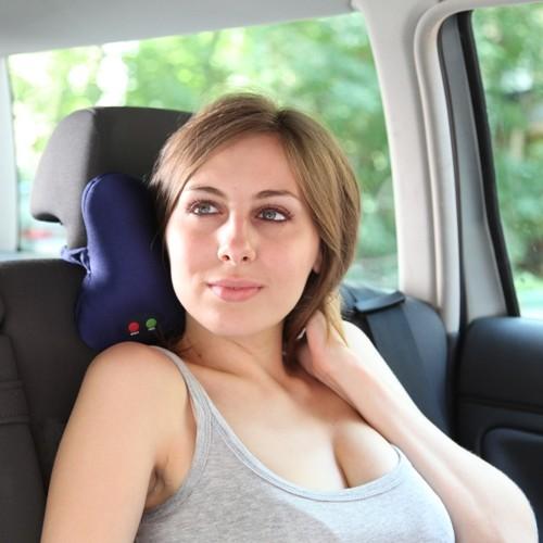 Автоподголовник 6 режимов массажа