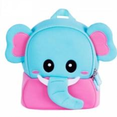 Детский рюкзак Nohoo «Слон» с большим хоботом