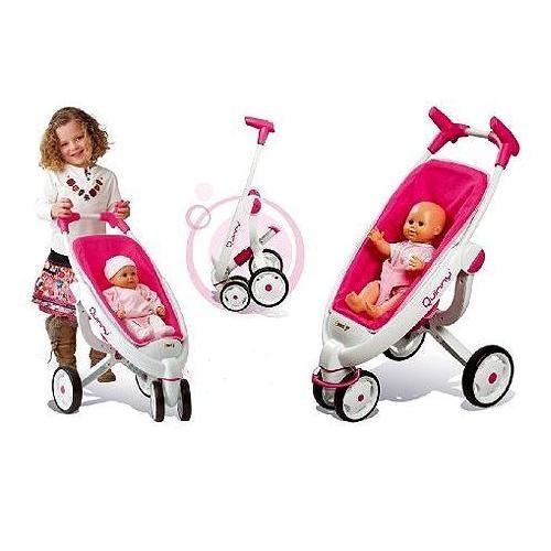 Прогулочная коляска трансформер для куклы