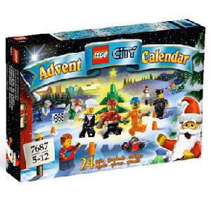 Календарь LEGO City