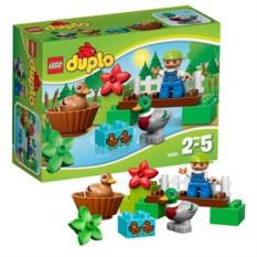 Конструктор Lego Duplo Уточки в лесу