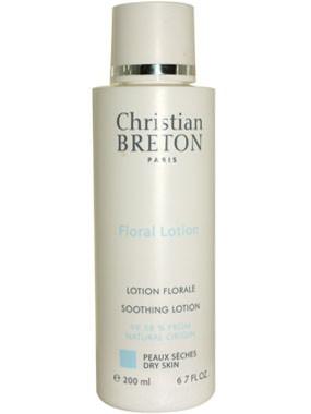 Лосьон для лица успокаивающий «Энергия цветов» Christian Breton