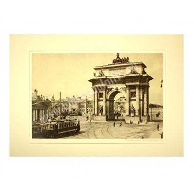 Постер «Белорусский вокзал»