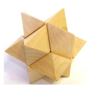 Головоломка деревянная «Эпсилон»