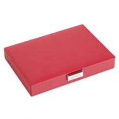 Красная шкатулка для драгоценностей LC Designs Co