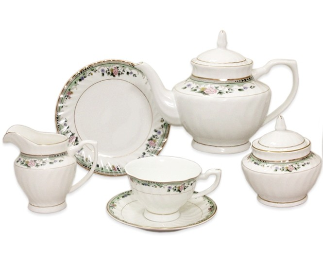 Чайный сервиз на 6 персон Emerald  Джулия