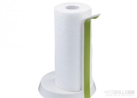 Держатель для бумажных полотенец Easy Tear™ (белый/зеленый)