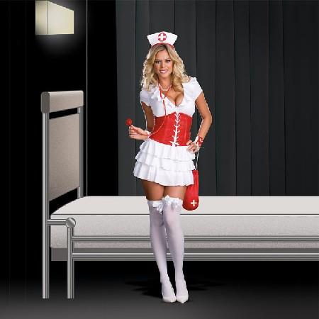 Маскарадный костюм медсестры Милая сестричка