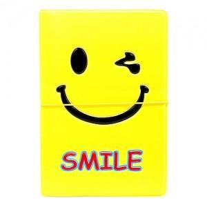 Обложка для паспорта Smile