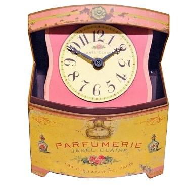 настольные часы TIMEWORKS BCPF4S
