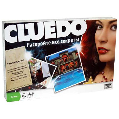 Детективная игра «Клуэдо»