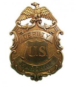 Знак службы федеральных маршалов США