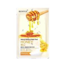 Тканевая маска с экстрактом мёда