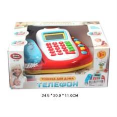 Пластмассовая игрушка Телефон