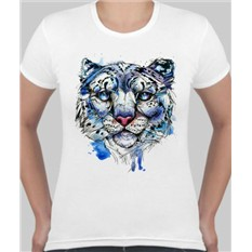 Женская футболка Тигрица
