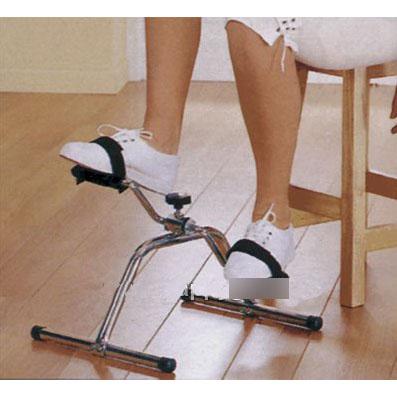 Аэробный педальный тренажер для рук и ног