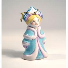 Маленький колокольчик Снегурочка