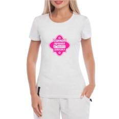 Женская футболка Лучшая девушка