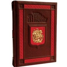 Подарочная книга «Moscow»
