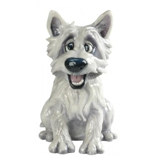 Комичная фигурка Собака Мак, 22 см