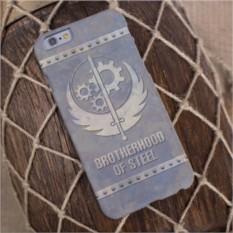 Чехол для iPhone Братство Стали