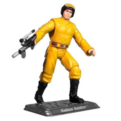 Фигурка Naboo Soldier
