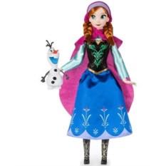 Кукла Анна с питомцем, Холодное сердце
