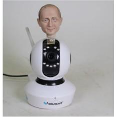 Поворотная HD камера с портретной головой по фото