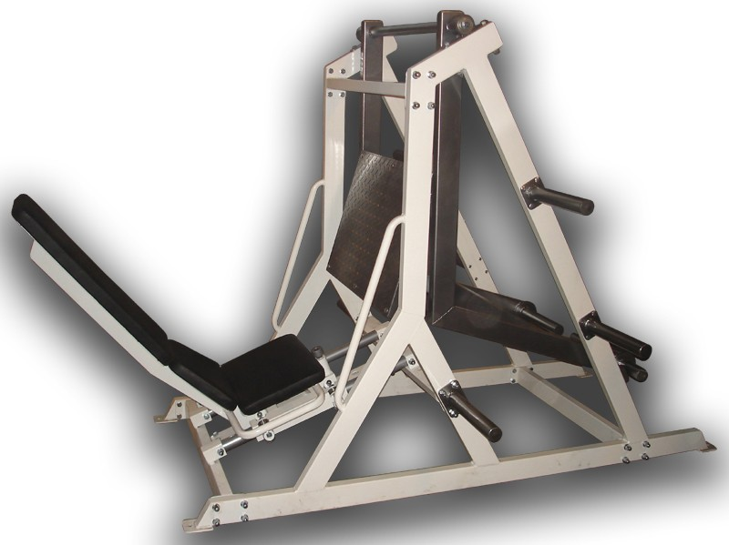 Тренажер для жима ногами (хаммер) ТДХ-014