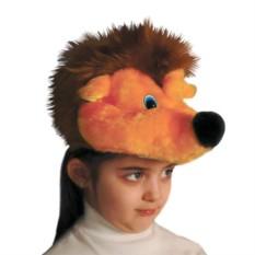 Карнавальная шапочка Ежик