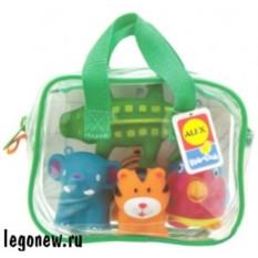 Игрушки для ванны Джунгли