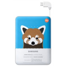 Внешний аккумулятор Samsung 8400 mAh Lesser Panda