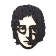 Значок WafWaf Джон Леннон