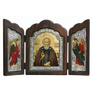Триптих «Св. Сергий»